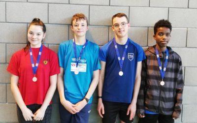 Compétition Badminton et Tennis de table